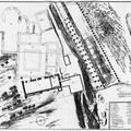 Fig. 23: Montmajour. Plan dated of the year 1698. Credit: Aix – Marseille Université