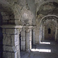 Fig. 7: Montmajour. Interior of chapel of St Peter (second quarter or third of the 11th century), oldest extant building in elevation. Credit: A. Hartmann-Virnich