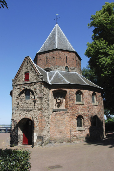 Fig. 23: The chapel of St Nicolas. Credit: City of Nijmegen