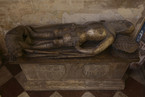 Fig. 61: Sarcophagus of Břetislav I in the ambulatory chapel of St Vitus Cathedral. End of 14th century, Peter Parler's workshop. Credit: Jan Gloc