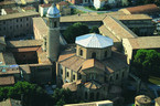 Fig. 23: Aerial view of the old Benedictine monastery of San Vitale. Credit: Municipality of Ravenna