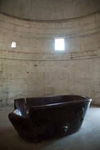 Fig. 33: Inside view of the Mausoleum of Theodoric. Credit: Municipality of Ravenna