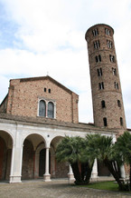 Fig. 43: The Basilica of Sant'Apollinare Nuovo in Ravenna. Credit: Municipality of Ravenna