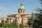Fig. 46: Panoramic view of the Archiepiscopal Chapel in Ravenna. Credit: Municipality of Ravenna
