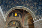 Fig. 49: Interior of the Mausoleum of Galla Placidia. Credit: Municipality of Ravenna